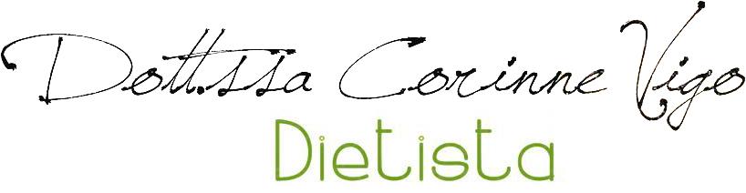 Dietista Dott.ssa Corinne Vigo